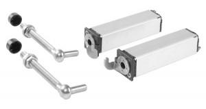 Balamale ieftine reglabile pentru porti metalice